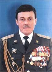 Козловский Николай Викторович, директор Второго Донского Императора Николая II кадетского корпуса, полковник
